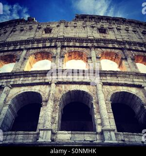 The Colosseum, Rome - Stock Photo