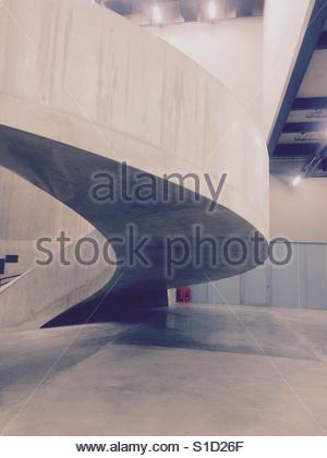 The new Switch House wing of the Tate Modern in London - Stock Photo