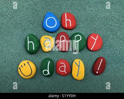 Oh Happy Day ! - Stock Photo