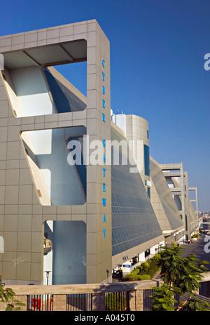 Hitec City, Hyderabad, Andhra Pradesh, Indien - Stockfoto