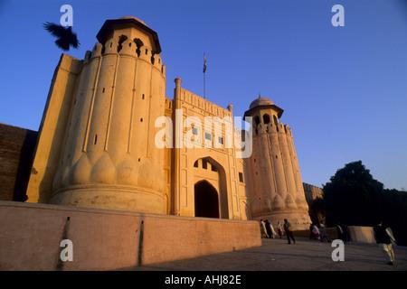 Pakistan Punjab Lahore Fort - Stockfoto
