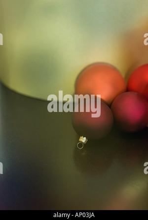 Weihnachtsschmuck - Stockfoto