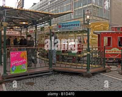 fu g ngerzone zeil in der shopping bezirk frankfurt am main deutschland stockfoto bild. Black Bedroom Furniture Sets. Home Design Ideas