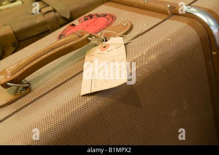 Alte Koffer - Stockfoto