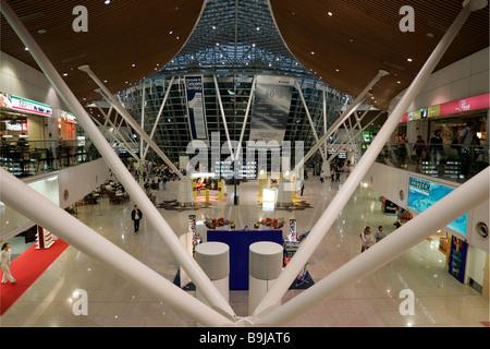 Kuala Lumpur International Airport, KLIA, Malaysia, Südost-Asien - Stockfoto