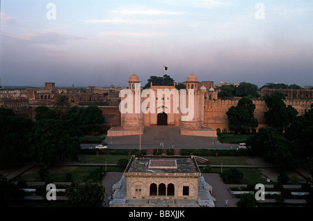 Pakistan Punjab Region Lahore Lahore Fort Alamgiri Tor - Stockfoto