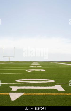 Fußballplatz - Stockfoto