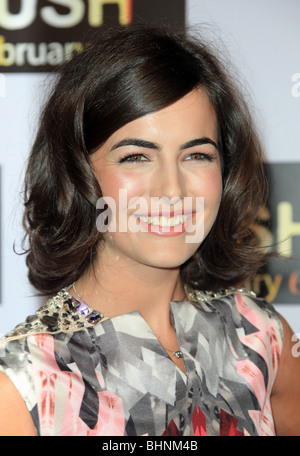 CAMILLA BELLE PUSH LOS ANGELES PREMIERE LOS ANGELES CA USA 29. Januar 2009 - Stockfoto
