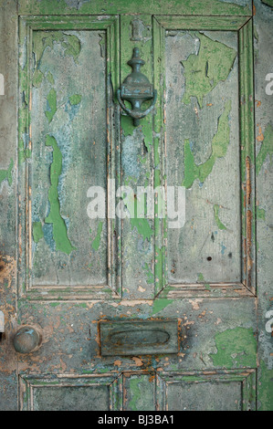 Alte Tür - Stockfoto