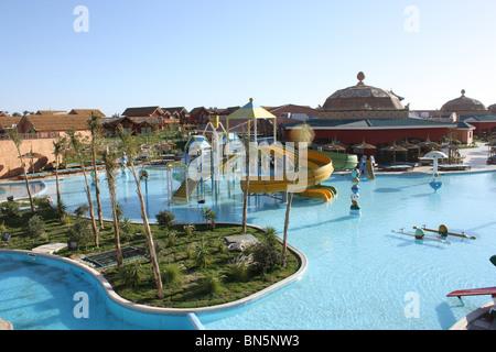 Agypten Hotel Jungle Aqua Park
