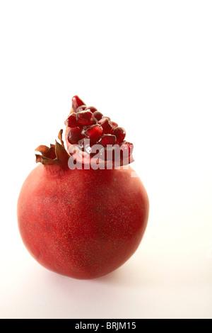 Frische Granatapfel - Stockfoto