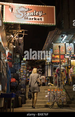 China Hong Kong Stanley market - Stockfoto