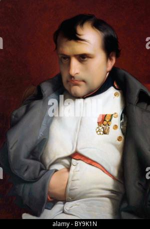 Napoleon i., Napoleon Bonaparte, Kaiser der Franzosen. 1769 - 1821. - Stockfoto
