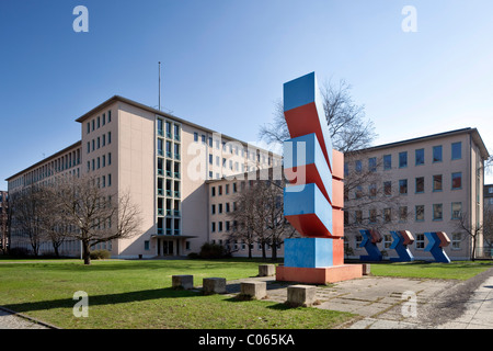 Bundesamt für Bauwesen und Raumplanung, Charlottenburg, Berlin, Deutschland, Europa - Stockfoto
