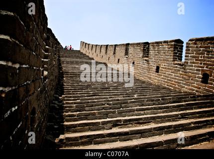 GREAT WALL OF CHINA - Stockfoto