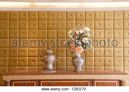 Einem großen Wohnzimmer - Stockfoto