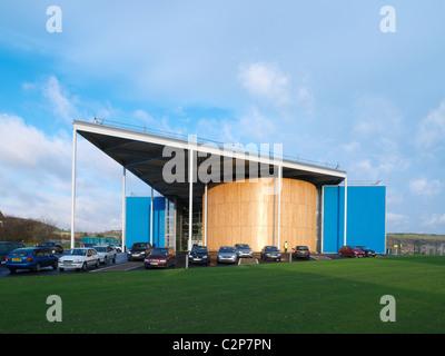 Folkestone Akademie - Stockfoto