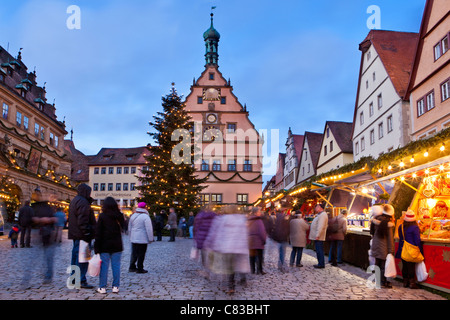weihnachtsmarkt rothenburg ob der tauber bavaria. Black Bedroom Furniture Sets. Home Design Ideas