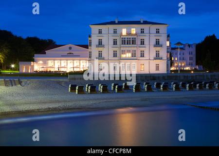 grand hotel heiligendamm bad doberan mecklenburg vorpommern deutschland stockfoto bild. Black Bedroom Furniture Sets. Home Design Ideas
