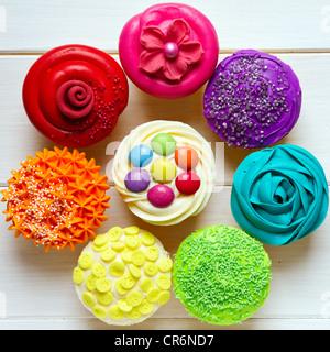 Cupcakes - Stockfoto