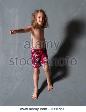Glückliches Kind junge Kinder - Stockfoto
