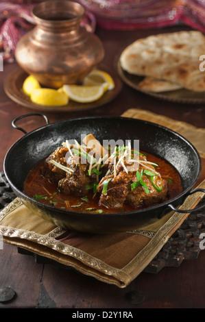 lamb nihari pakistan indien bangladesch essen stockfoto bild 53453843 alamy. Black Bedroom Furniture Sets. Home Design Ideas