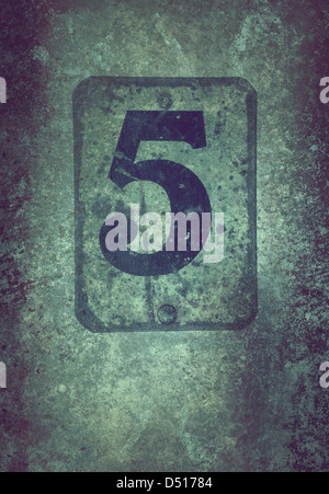 Grunge 5 - Stockfoto