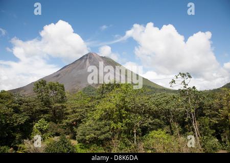 Vulkan Arenal, La Fortuna, Costa Rica - Stockfoto