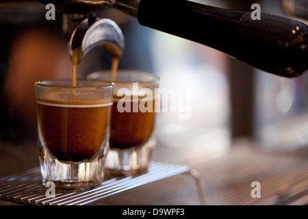 Espresso - Stockfoto