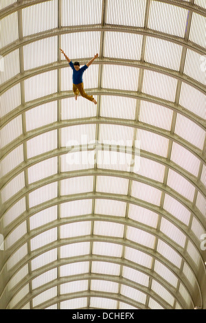 Museum of Fine Arts Boston MA Galerien - Stockfoto