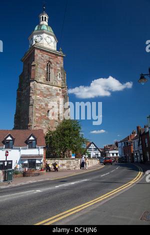 """""""Die Pepperpot"""", Upton-auf Severn, Worcestershire, England - Stockfoto"""
