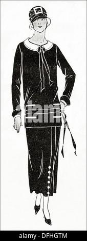 Mode Ladie Die Mode Der 1920er Jahre Von Mode Magazin