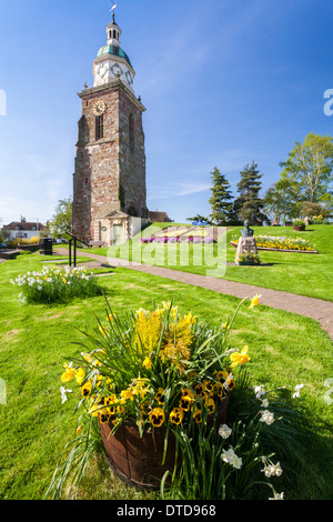 die Heritage Centre Upton auf Severn Worcestershire England UK - Stockfoto