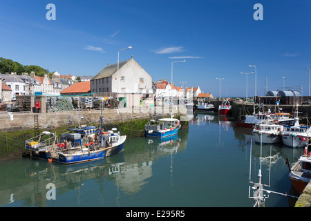 hafen von pittenweem east neuk fife schottland m rz 2011 stockfoto bild 48161646 alamy. Black Bedroom Furniture Sets. Home Design Ideas