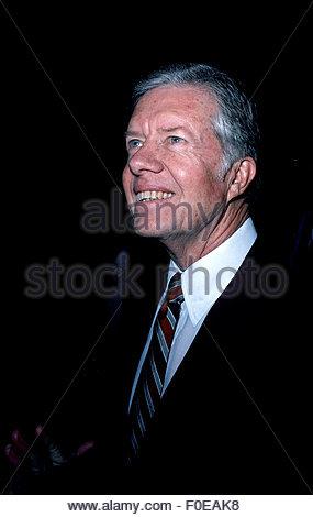 New York, New York, USA. 1. Mai 1976. Präsidentschaftskandidat Jimmy Carter am Vorabend seines 1976 Iowa primäre - Stockfoto