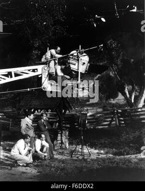 Erscheinungsdatum: 8. Juni 1934. FILMTITEL: Operator 13. STUDIO: Metro-Goldwyn-Mayer (MGM). PLOT: Gail Loveless, - Stockfoto