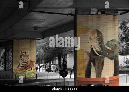 zoo von lissabon portugal stockfoto bild 60910413 alamy. Black Bedroom Furniture Sets. Home Design Ideas