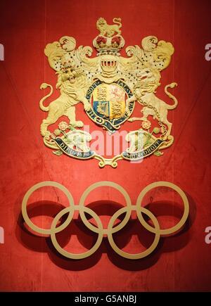 Internationales Olympisches Komitee-Rezeption - Stockfoto