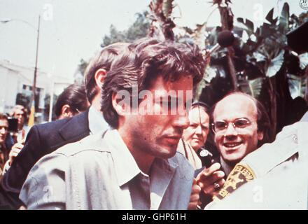 Der in Den Besten Kreisen von Los Angeles Arbeitende Gigolo Julian Kay (RICHARD GERE) Wird Unschuldig in Einem Mord - Stockfoto