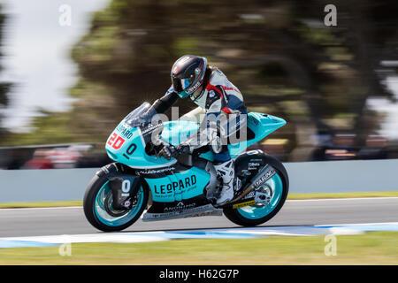 Melbourne, Australien. 23. Oktober 2016.  während des 2016 Michelin australischen Motorrad Grand Prix auf 2106 Michelin - Stockfoto