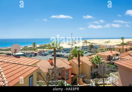 Maspalomas Resort. Gran Canaria. Kanarische Inseln - Stockfoto