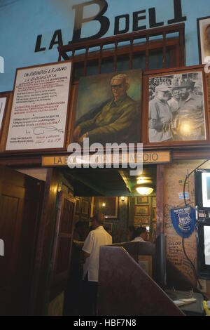 La Bodeguita del Medio, Havanna - Stockfoto