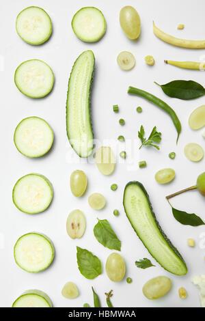 verschiedene Gemüse - Stockfoto