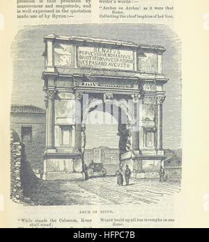 Bild entnommen Seite 791 von ' [Appletons Europäische Reiseführer dargestellt. Einschließlich England, Schottland - Stockfoto