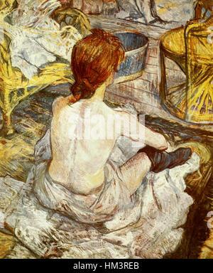 Henri de Toulouse-Lautrec 064 - Stockfoto