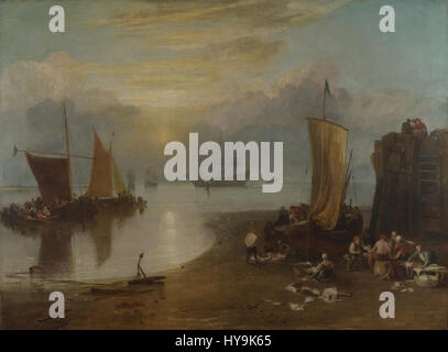 Joseph Mallord William Turner 049 - Stockfoto