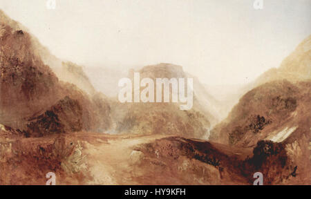 Joseph Mallord William Turner 051 - Stockfoto