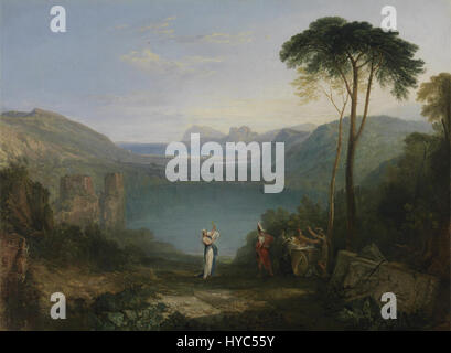 Joseph Mallord William Turner 004 - Stockfoto