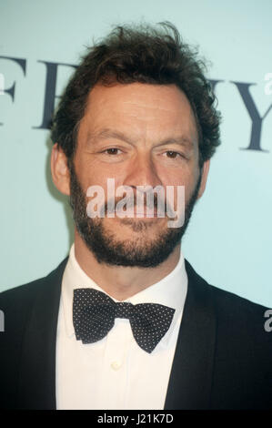 Dominic West besucht Tiffany & Co Celebrates 2017 Blue Book Sammlung in St. Annen Lager am 21. April 2017 in New - Stockfoto
