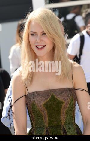 """Cannes, Frankreich. 22. Mai 2017. Schauspielerin Nicole Kidman besucht """"Die Tötung von A Heilige Hirsch"""" Fototermin - Stockfoto"""